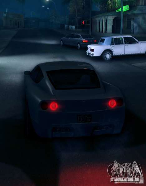 IVLM 2.0 TEST №5 para GTA San Andreas