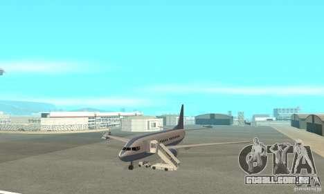 Airport Vehicle para GTA San Andreas décimo tela
