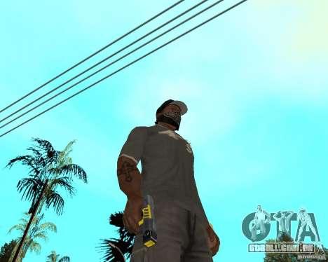 Taser para GTA San Andreas terceira tela
