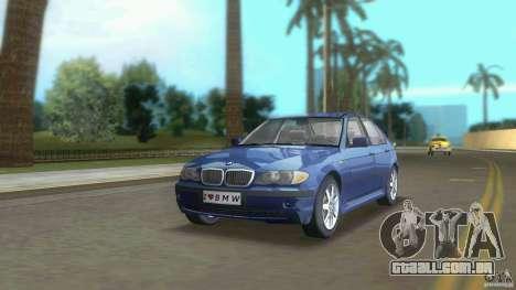 ENB v0075 para GTA Vice City segunda tela