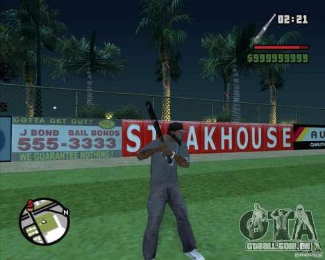 Bat HD para GTA San Andreas terceira tela
