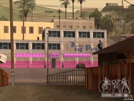 PigPen para GTA San Andreas