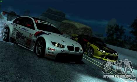 SA gline v4.0 Screen Edition para GTA San Andreas