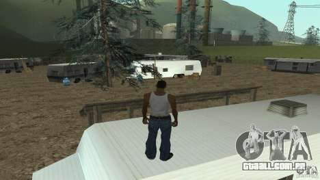Realista v 1.0 de apiário para GTA San Andreas nono tela