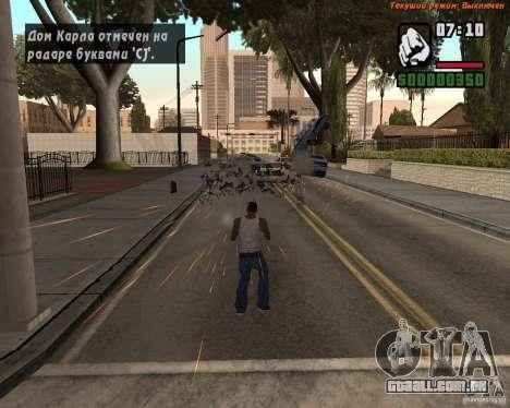 Super chute para GTA San Andreas terceira tela
