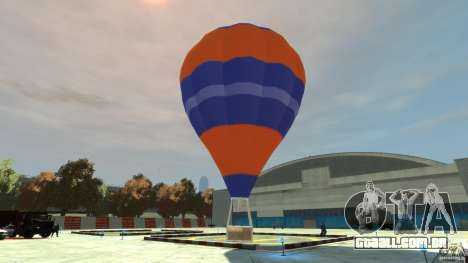 Balloon Tours option 6 para GTA 4