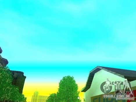 Novo Mod de cor para GTA San Andreas nono tela