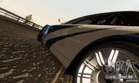 BMW M3 GTR para vista lateral GTA San Andreas