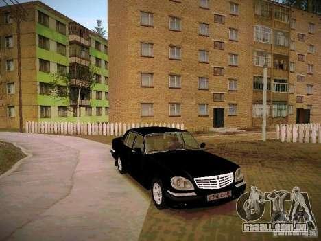 GAZ Volga 31105 S60 para GTA San Andreas