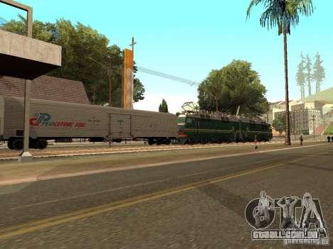 Vl80s-2532 para GTA San Andreas esquerda vista