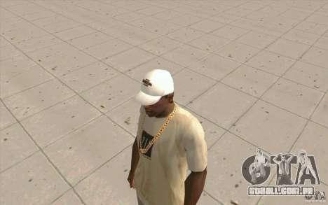 Nfsu2 Cap white para GTA San Andreas