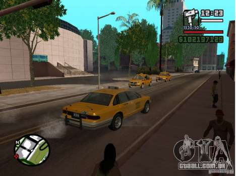 Project Oblivion 2007 para GTA San Andreas terceira tela