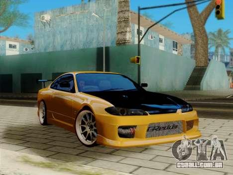 ENB v1.2 by TheFesya para GTA San Andreas segunda tela