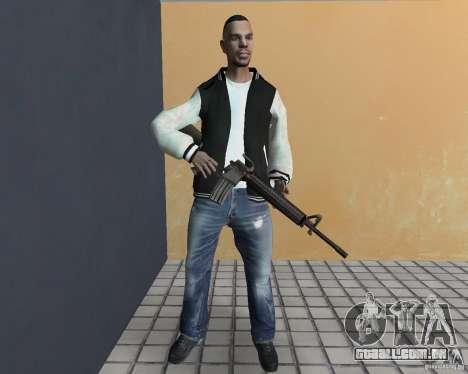 Luis Lopez para GTA Vice City