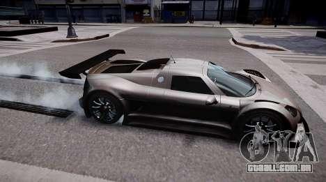 Gumpert Apollo Sport 2011 para GTA 4 esquerda vista