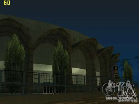 GTA SA IV Los Santos Re-Textured Ciy para GTA San Andreas terceira tela