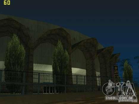 GTA SA IV Los Santos Re-Textured Ciy para GTA San Andreas terceira tela