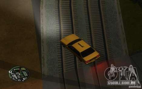 IVLM 2.0 TEST №5 para GTA San Andreas quinto tela