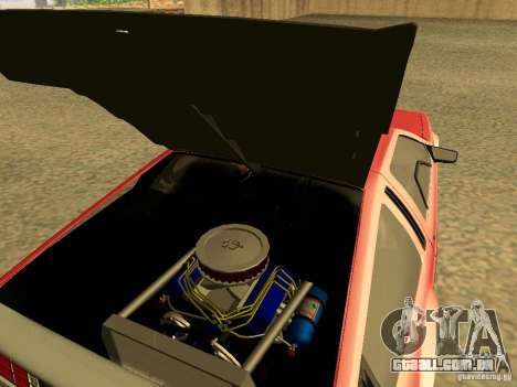 DeLorean DMC-12 V8 para GTA San Andreas esquerda vista