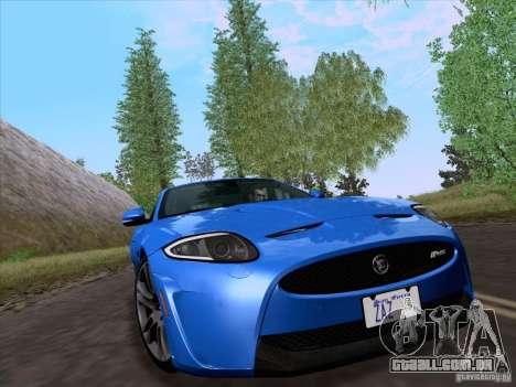 Realistic Graphics HD 4.0 para GTA San Andreas quinto tela