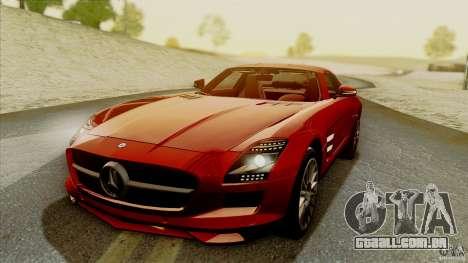 SA Beautiful Realistic Graphics 1.5 para GTA San Andreas décima primeira imagem de tela