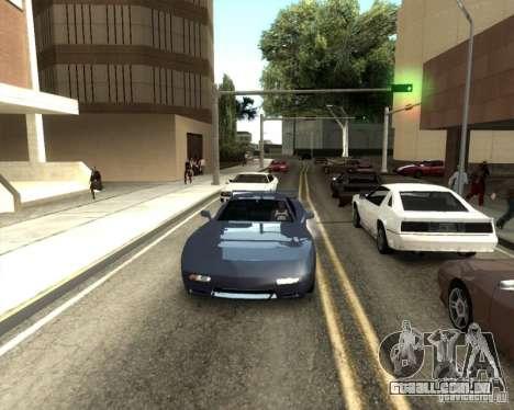ENBSeries by Sashka911 v3 para GTA San Andreas terceira tela