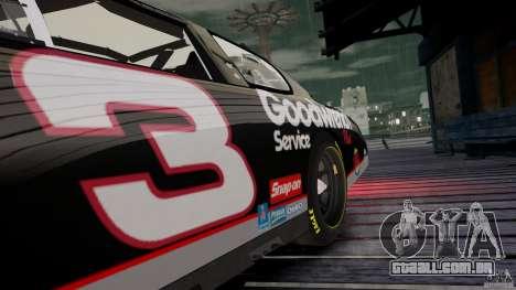 Chevy Monte Carlo SS FINAL para GTA 4 vista interior