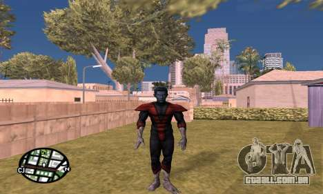 Nightcrawler Skins Pack para GTA San Andreas terceira tela