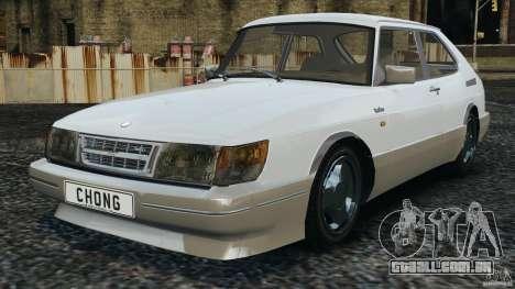 Saab 900 Coupe Turbo para GTA 4