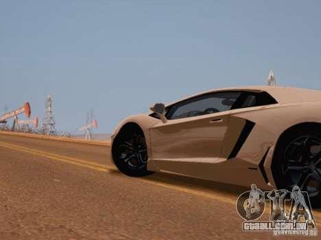 SA_NGGE ENBSeries v. 1.2 versão jogável para GTA San Andreas terceira tela