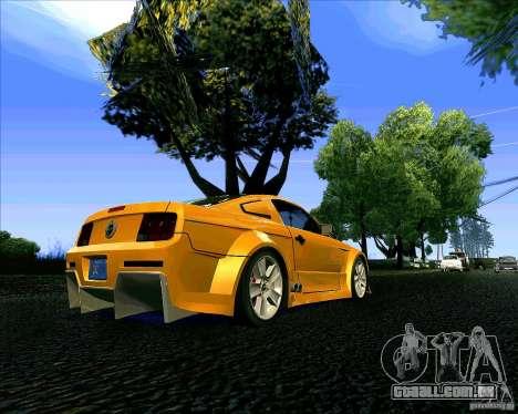 ENBseries V0.45 by 1989h para GTA San Andreas quinto tela