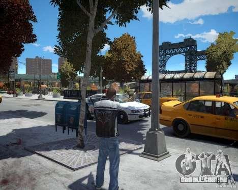 Dead Eye para GTA 4 por diante tela