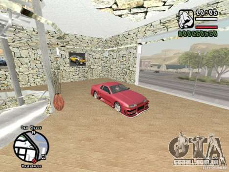 Dodge Salon para GTA San Andreas