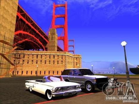 ENBSeries v2.0 para GTA San Andreas oitavo tela