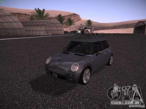 Mini Cooper S para GTA San Andreas