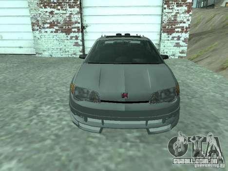 Saturn Ion Quad Coupe 2004 para as rodas de GTA San Andreas