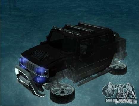 Carros flutuantes para GTA San Andreas