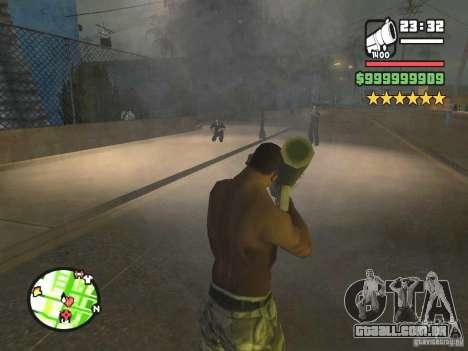 Uma prisão real para GTA San Andreas segunda tela