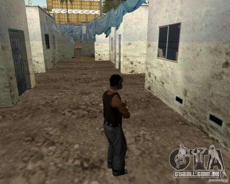 Robber para GTA San Andreas segunda tela