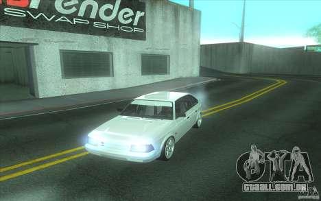 Carro do AZLK 2141 Tuning para GTA San Andreas