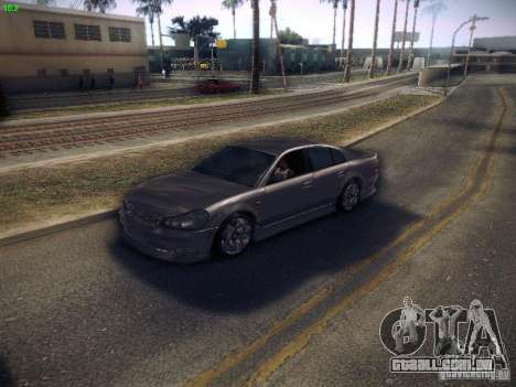 Todas Ruas v3.0 (Los Santos) para GTA San Andreas por diante tela