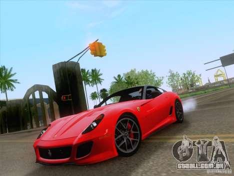 Realistic Graphics HD 5.0 Final para GTA San Andreas sexta tela