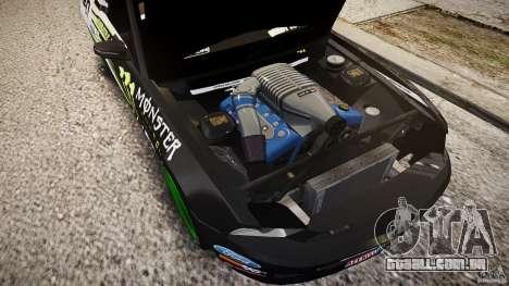 Ford Mustang GT Falken Tire v2.0 para GTA 4 vista superior