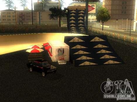 New BMX Park para GTA San Andreas