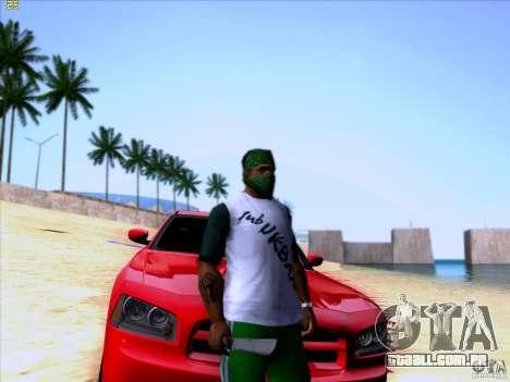 Machete from Far Cry 3 para GTA San Andreas segunda tela