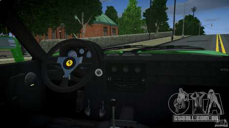 Ferrari 288 GTO EPM para GTA 4 vista direita
