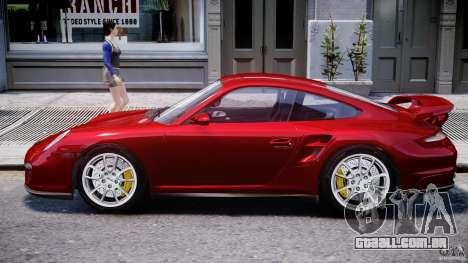 Posrche 911 GT2 para GTA 4 traseira esquerda vista