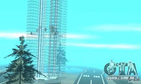 Drift City para GTA San Andreas segunda tela