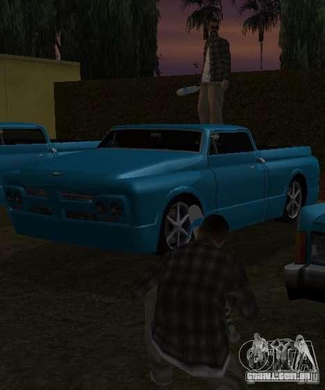 Bat El Coronos v. 1.0 para GTA San Andreas sexta tela