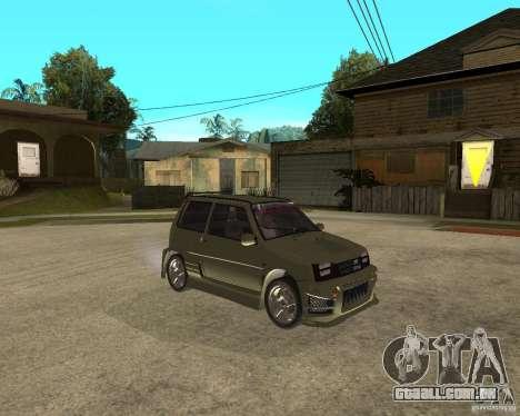 OKA 1111 Z.V.E.R. Tuning para GTA San Andreas